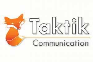 logo corporatif taktik communication marketing