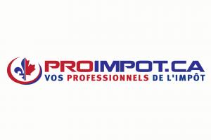 logo corporatif finance proimpot