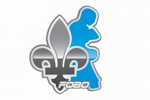 logo corporatif sport boxe