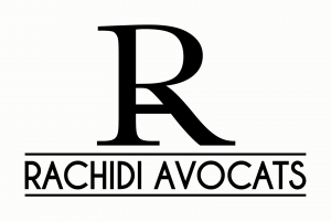 logo corporatif avocat legal rachidi
