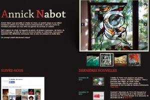 Accueil Annick Nabot