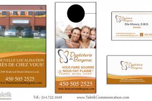 Kit d'imprimés Dentisterie du Bergerac
