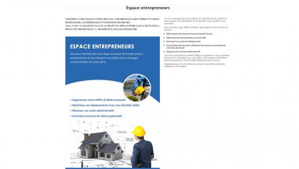 Vision reno espace entrepreneur
