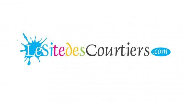 Site des courtier  Logo – Portfolio