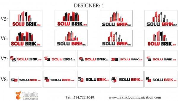 Solubrik Logo – Portfolio d1b