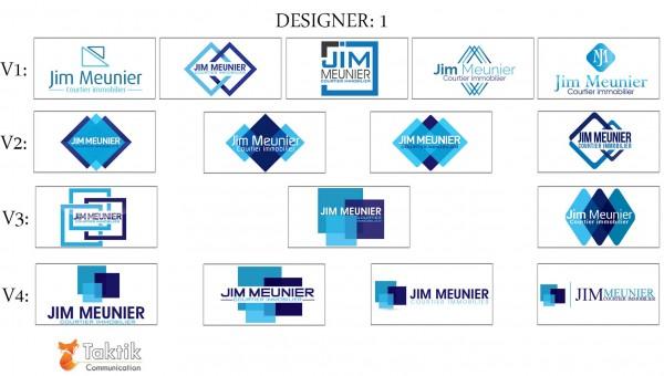 Jim Meunier Logo – MaquettesD1-P1
