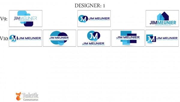 Jim Meunier Logo – MaquettesD1-P3