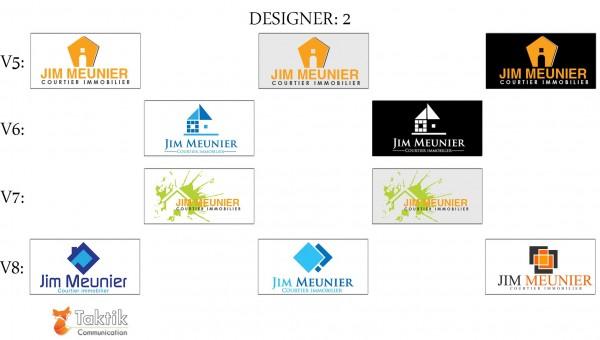 Jim Meunier Logo – MaquettesD2-P2