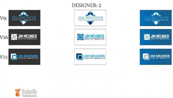 Jim Meunier Logo – MaquettesD2-P3