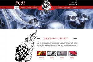 Site FC 51  accueil