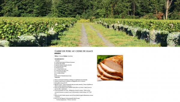 Fichier source PORTFOLIO Site Artisans du terroir recettes